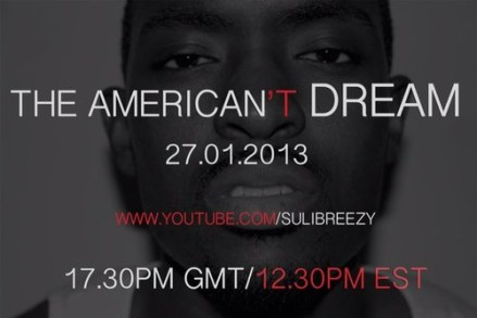 Suli breaks the americant dream official video poetry spoken word