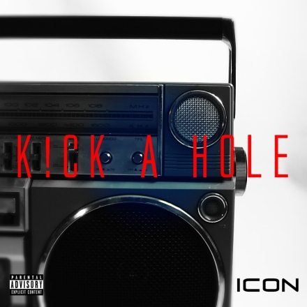 Kick A Hole track art