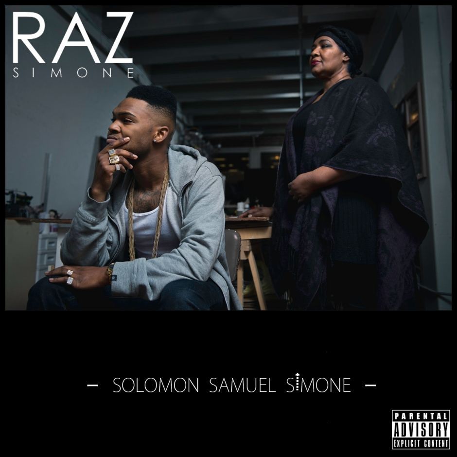 SOLOMON SAMUEL SIMONE  FRONT COVER