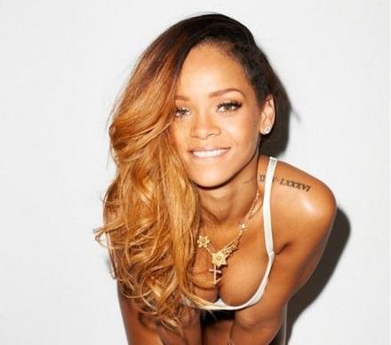 Rihanna-twerk